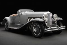 One of only a few '35 Duesenberg SSJs, this one for Gary Cooper.