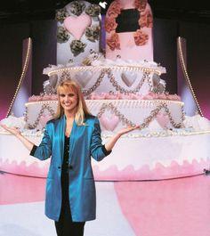"""""""Traumhochzeit"""" - viele Jahre eine meiner Lieblingssendungen mit Linda de Mol :-)"""