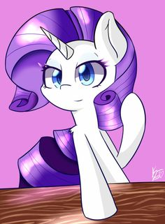 Rarity by kawaiipony2.deviantart.com on @DeviantArt