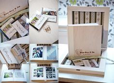 Wedding album that I produce for my customers. Love it!