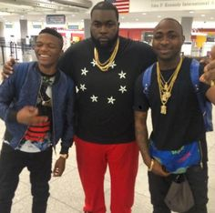 Welcome To Nollywood Gist: Real or PR Stunt? Wizkid & Davido keep firing shots at each other