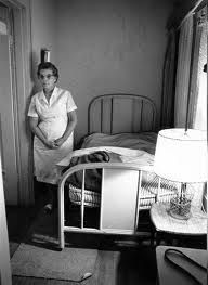 Gladys Johnson, the owner of 1026 N. Beckley in the room L.H. Oswald rented from her in 1963