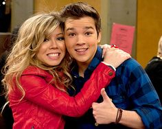 'iCarly' Stars Nathan Kress and Jennette McCurdy Are Reuniting For A Secret Project Henry Danger Nickelodeon, Nickelodeon Shows, Miranda Cosgrove, Tv Couples, Celebrity Couples, Cutest Couples, Icarly Sam And Freddie, Sam E Cat, Jace Norman Snapchat