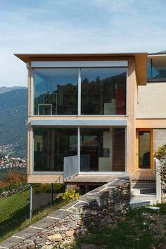 casa buloncelli ~ igor righini architetto