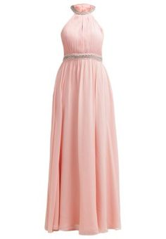 Festklänning - blush