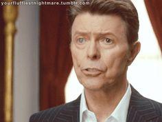 "yourfluffiestnightmare: "" David Bowie in August - part 3 Part I Part II """