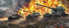 World of Tanks — Free Online Game