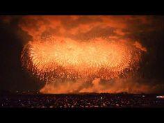 Das weltweit größte Feuerwerk