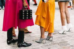 Zapatos de entretiempo