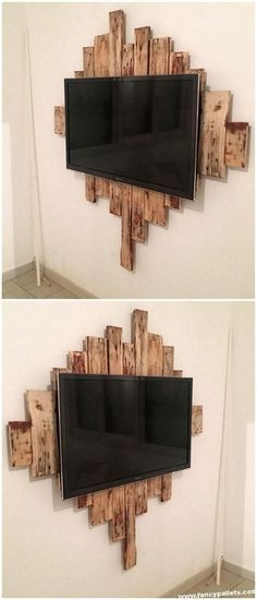 Use Pallet Wood Projects to Create Unique Home Decor Items Pallet Furniture Designs, Reclaimed Wood Furniture, Furniture Projects, Diy Furniture, Garden Furniture, Unique Wood Furniture, Palette Furniture, Woodworking Furniture, Furniture Stores