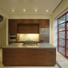 Teak Kitchen Design Ideas, Pictures, Remodel, and Decor - page 10