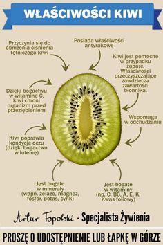 Kiwi, Food Dishes, Healthy Life, Health Care, Health Fitness, Nutrition, Healthy Recipes, Vegan, Fruit