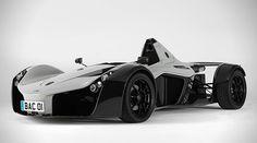 BAC Mono Race Car