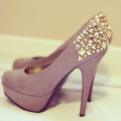 Very elegant and fancy shoes just my style.
