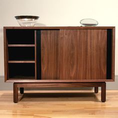 Walnut Credenza now featured on Fab.