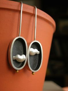 Janice Ho's cumulus humilis earrings from janiceho.com