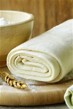 Gluten Free Puff Pastry Dough Recipe, can't wait to try this all the GF pastry I have tried so far was awful Gluten Free Puff Pastry, Gluten Free Pie, Gluten Free Living, Gluten Free Sweets, Gluten Free Cooking, Lactose Free, Dairy Free Recipes, Gf Recipes, Pastry Recipes