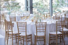 Royal Conservatory of Music wedding reception table decor with gold accents Wedding Reception Music, Wedding Reception Table Decorations, Conservatory, Gold Accents, Beautiful Bride, Boston, Modern, Furniture, Home Decor
