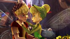 Disney - Can You Feel The Love Tonight (made by me) Tinkerbell Movies, Tinkerbell And Friends, Tinkerbell Disney, Disney Fairies, Cute Disney, Disney Magic, Tinkerbell And Terence, Doraemon Cartoon, Disney Fanatic