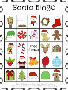 Christmas Bingo is perfect for a Christmas party! Includes 30 different cards and will save you time and money! Christmas Bingo Cards, School Christmas Party, Christmas Party Games, Christmas Signs, Christmas Printables, Christmas Crafts, Home Party Games, Creative Homemade Gifts, Christmas Story Movie