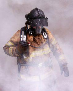 Firefighter Photography | Firefighter Photograph by Wade Aiken - Firefighter Fine Art Prints and ...