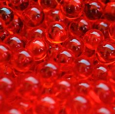 the energy contained in bubbles about to pop. I See Red, Red Pictures, Pop Art, Simply Red, Red Wallpaper, Red Rooms, Aesthetic Colors, Colour Board, World Of Color