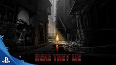 Sony onthult Here They Lie voor PS4 en PlayStation VR
