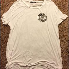 "RARE Brandy Luana! Brand new Brandy Melville Luana (t-shirt dress)• ""ain't no school like the old school"" w/ Mickey Mouse • VERY RARE! No trades! Brandy Melville Tops"