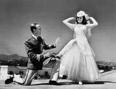 Fred Astaire and Rita Hayworth far You'll Never Get Rich (1941)
