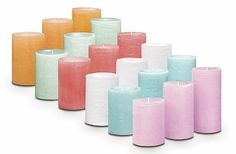 GloLite by PartyLite™ Jars and Pillars bring a magical, all-over shimmer to the season.  Enjoy the instant top-to-bottom glow.