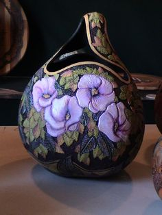 Gourd Carving Gallery -