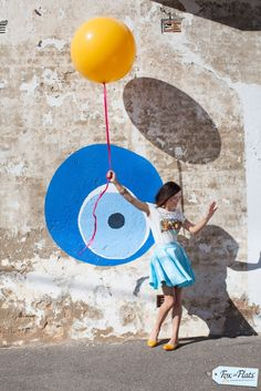 Brights + Balloons!