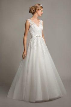 Mark Lesley Bridal 7145