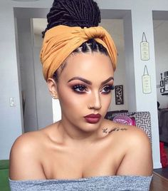 Top 60 All the Rage Looks with Long Box Braids - Hairstyles Trends Box Braids Hairstyles, Protective Hairstyles, Cute Hairstyles, Protective Styles, Box Braids Updo, Dreadlock Hairstyles, Winter Hairstyles, Natural Hair Care, Natural Hair Styles