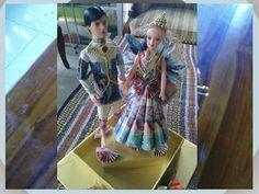 souvenir boneka berbie
