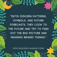 Find a HUGE collection of INTJ articles here: Jung Personality Test, Myers Briggs Personality Types, Intj Women, Intj And Infj, Istj, Enfp, Words To Describe, Psychology Facts, That Way