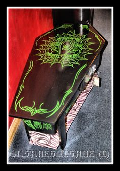 Custom pinstriping??? Yes please!