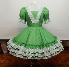 a1b0d8f942b3 square dance dress - Google Search Curtains The Musical, Clogs Outfit, Barn  Dance,