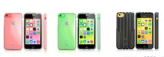 A look at cover and case options for protecting the iPhone 5c