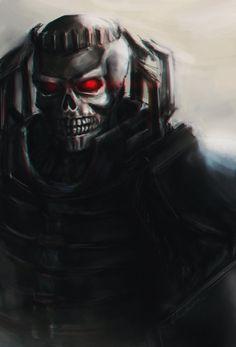 Berserk - Skull knight by Chooone on DeviantArt