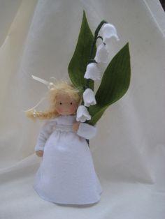 Maiglöckchen Blumenkinder-Unikate