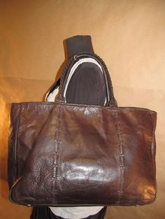 cognac leather tote bag - Google Search
