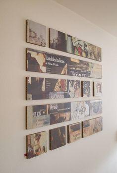 Ogu Wanddecoratie, leuke manier om foto's te verwerken in je interieur