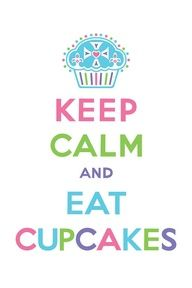 Cupcakes make everything better :)