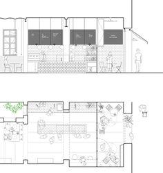Artwork For Home Decoration Referral: 7330992704 Interior Design Work, Interior Sketch, Restaurant Interior Design, Contemporary Interior Design, Interior Doors, Interior Architecture Drawing, Architecture Graphics, Concept Architecture, Architecture Design
