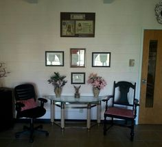 My office at FWAI