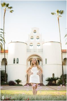 Senior Session: Marianne// San Diego State University, San Diego, CA » Analisa Joy Photography