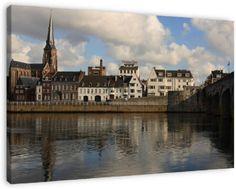 Maastricht vanaf de kade