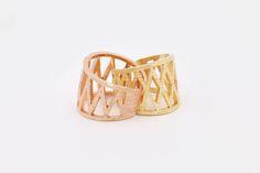 Linear Line, Gold Rings, Bracelets, Jewelry, Jewels, Schmuck, Jewerly, Bracelet, Jewelery
