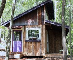 Bill Thomas of Hobbitat Spaces in Maryland developed a passion for small spaces after 30 years of working in the historic restoration and cu...